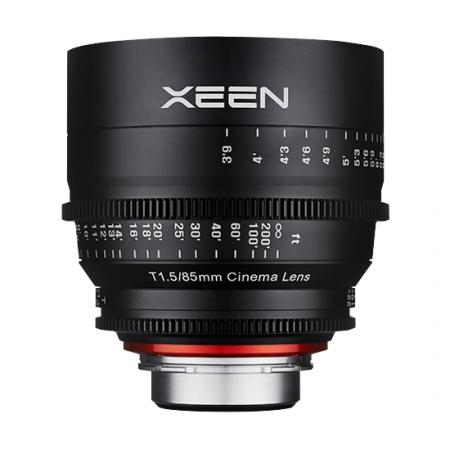 Samyang XEEN 85mm T1.5 FF CINE - Nikon