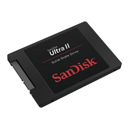 SanDisk Ultra II 120GB - SSD intern, 2.5