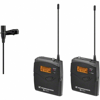 Sennheiser ew 112-P G3 - Kit Wireless cu lavaliera omni-directionala
