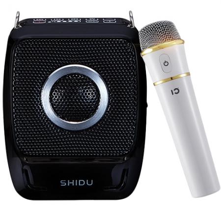 Shidu SD-S92 - Amplificator Voce Cu Doua Microfoane Wireless