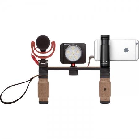 Shoulderpod X1 - Rig profesional pentru Smartphone