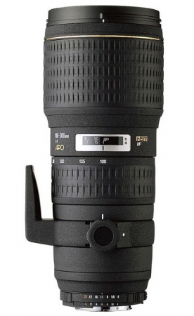 Sigma 100-300mm f/4 APO EX IF HSM Canon - RS13706652