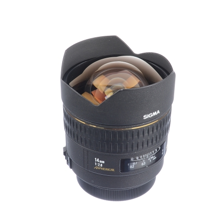 Sigma 14mm f/2.8 EX Aspherical HSM pentru Canon - SH7273-9