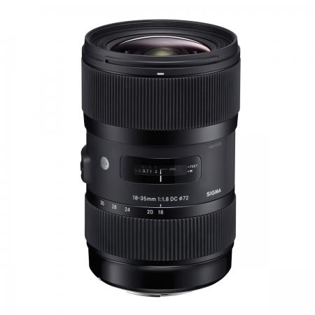 Sigma 18-35mm f/1.8 DC HSM Art - Pentax