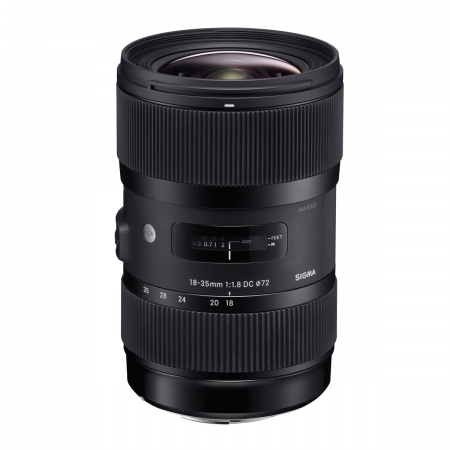 Sigma 18-35mm f/1.8 DC HSM Art - Sony