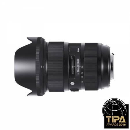 Sigma 24-35mm f/2.0 DG HSM [A] - montura Canon