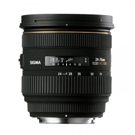 Sigma 24-70mm f/2.8 IF EX DG HSM - Canon EF