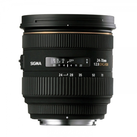 Sigma 24-70mm f/2.8 IF EX DG HSM Canon RS10107495-1