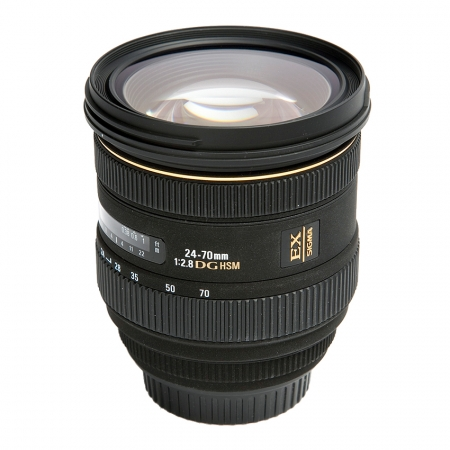 Sigma 24-70mm f/2.8 IF EX DG HSM - Sony