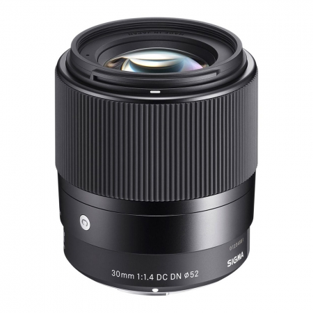 Sigma 30mm F1.4 DC DN Contemporary Sony E