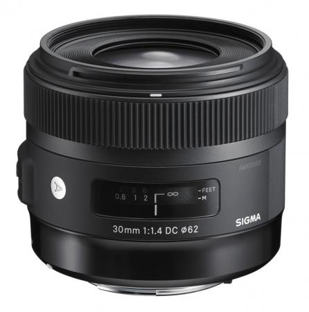 Sigma 30mm f/1.4 EX-DC HSM Sony [A]