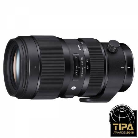 Sigma 50-100mm F1.8 DC HSM Nikon [A]