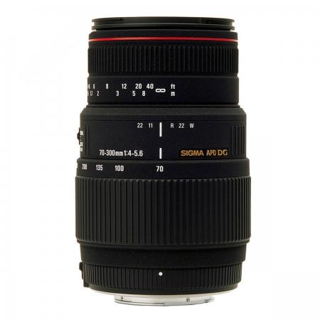 Sigma 70-300mm f/4-5.6 DG APO macro Nikon - RS10107561