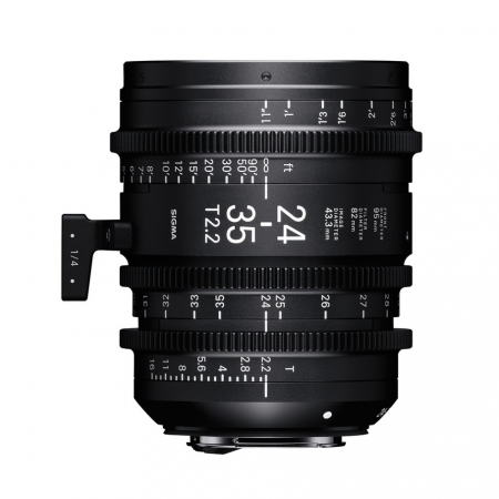 Sigma Cinema 24-35mm T2.2 EF mount