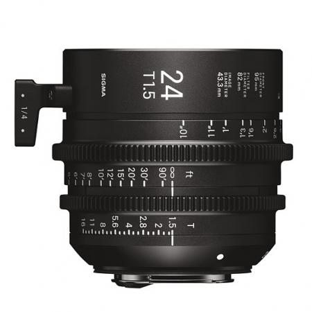 Sigma Cinema 24mm T1.5 - Sony E