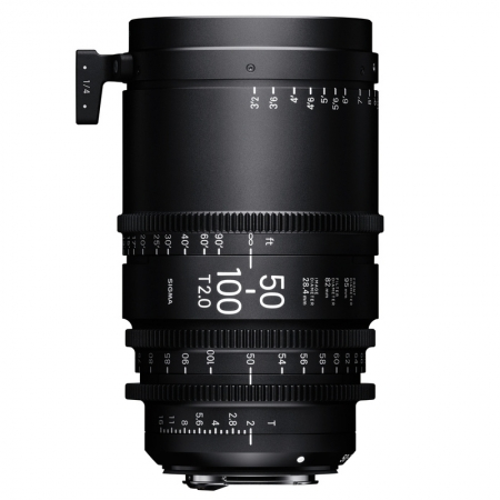 Sigma Cinema 50-100mm T2 EF mount
