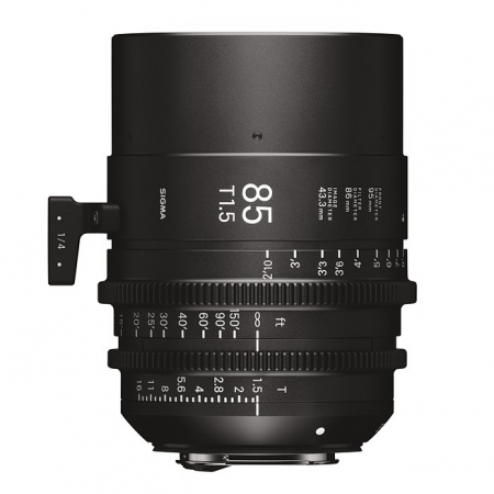 Sigma Cinema 85mm T1.5 - Sony E