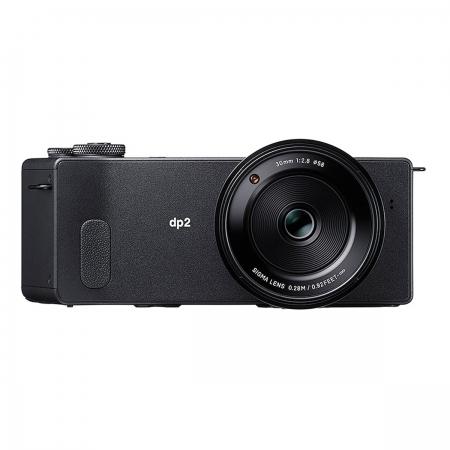 Sigma DP2 Quattro - senzor Foveon X3, obiectiv 30mm f/2.8
