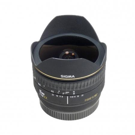 Sigma Fisheye 15mm f/2.8 - pt Sony Alpha - SH5742-3