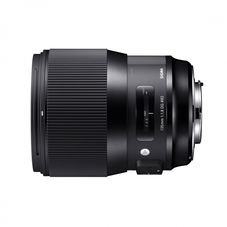 Sigma Obiectiv 135mm f/1.8 DG HSM Art - montura Canon, negru