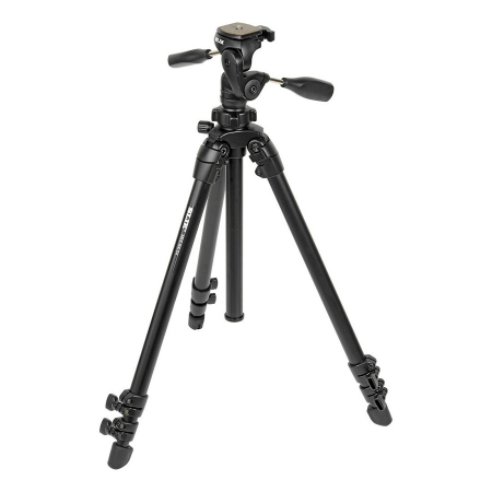 Slik Able 300DX - trepied foto cu cap 3-Way (SH-705E)