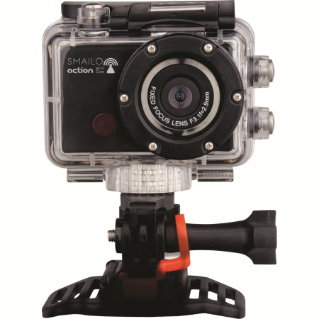 Smailo Action WiFi - camera video de actiune Full HD
