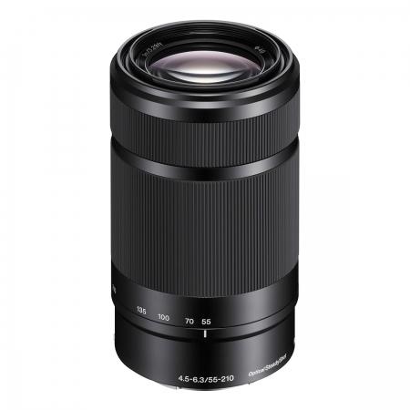Sony  Obiectiv 55-210mm f/4.5-6.3 SEL55210 OSS - RS125011014-2