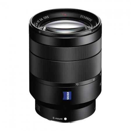 Sony 24-70mm f/4 Vario-Tessar T* OSS ZA FE E-mount - RS125008318-5