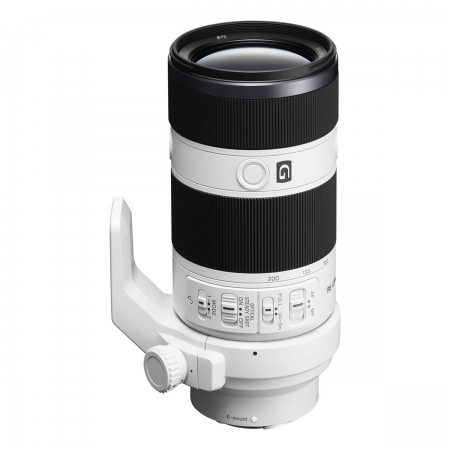 Sony 70-200mm f/4.0 OSS G FE alb E-mount - RS125014592-1