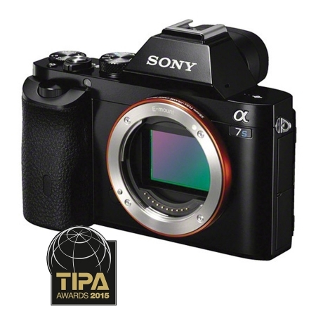 Sony A7S body - 12.2Mpx Full Frame, 4K necomprimat prin HDMI, Wi-Fi