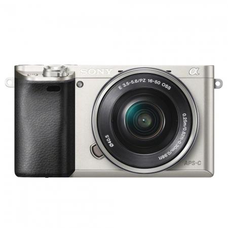 Sony Alpha A6000 Silver + SEL16-50mm F3.5-5.6 Wi-Fi/NFC RS125011357-4