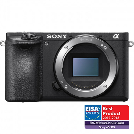 Sony Alpha A6500 black body RS125030601