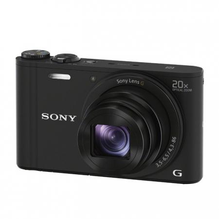 Sony Aparat foto DSC-WX350B Negru RS125011622