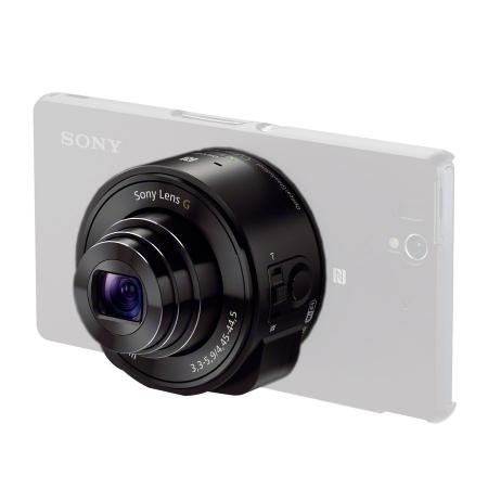 Sony DSC-QX10 - camera foto cu zoom 10x pentru smartphone-uri Sony-Cyber-shot-DSC-QX10-camera-zoom-optic-10X-pentru-smartphone-29343-4