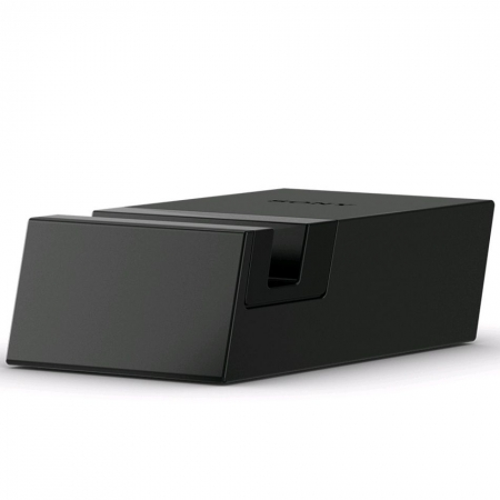 Sony DK52 - Xperia Z5 / Xperia Z5 Compact / Z5 Premium - Stand de birou pt. Incarcare cu conector magneti