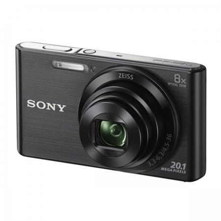Sony DSC-W830 negru RS125010192