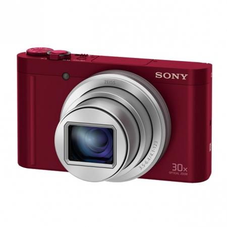 Sony DSC-WX500, Rosu