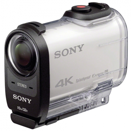 Sony FDR-X1000V 4K Action Cam remote kit