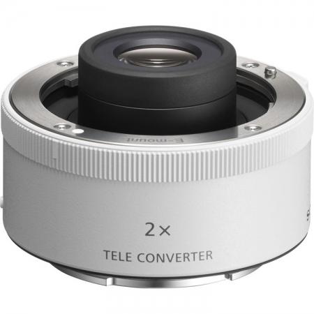 Sony FE 2.0x - teleconvertor Sony E (compatibil FF)