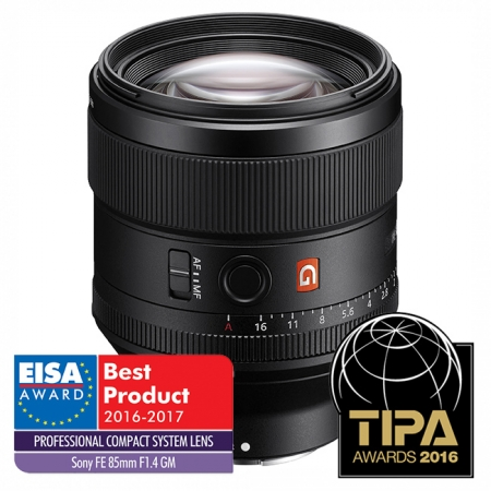 Sony FE 85mm f/1.4 GM - montura Sony E (compatibil FF)
