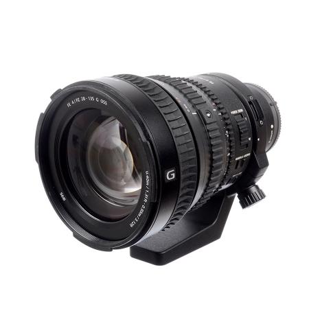 Sony FE PZ 28-135mm f/4 G OSS - obiectiv cinema Sony FE - SH6953