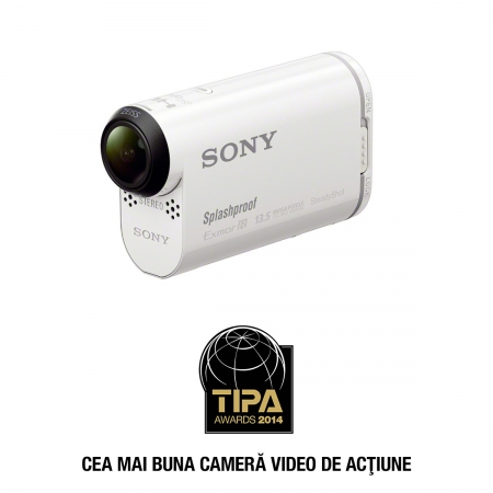 Sony HDR-AS100VR - camera video de actiune Full HD cu telecomanda