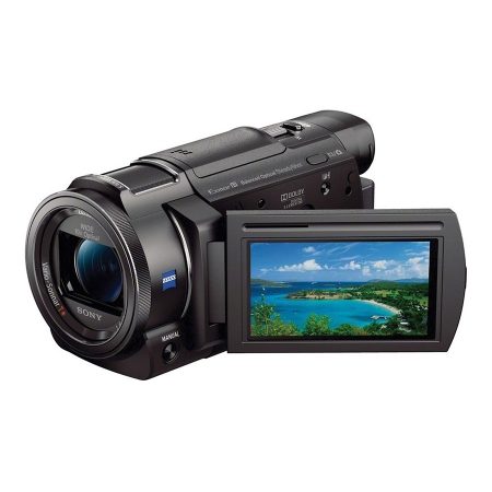 Sony Handycam FDR-AX33 4K  RS125018171-2