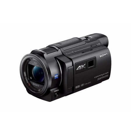 Sony Handycam FDR-AXP33 Camera video 4K cu stabilizare Balanced Optical SteadyShot