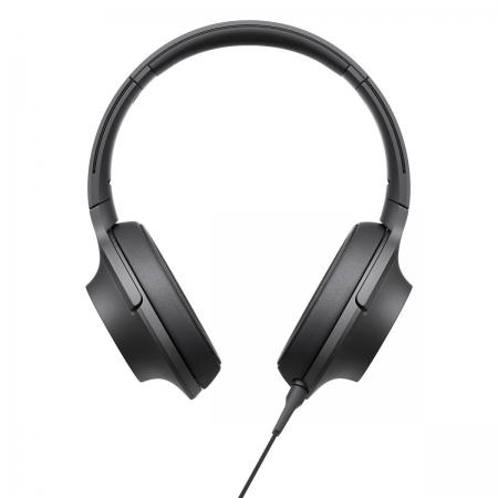 Sony Hi Res MDR-100 - casti audio, negru