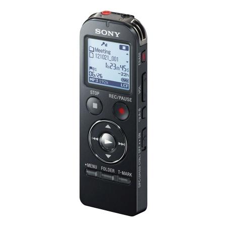 Sony ICD-UX553B - reportofon 4GB negru