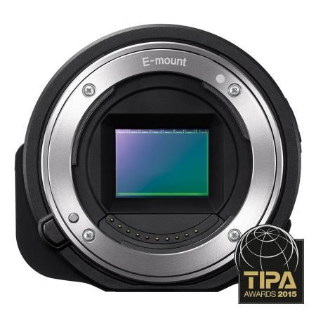 Sony ILCE-QX1 negru