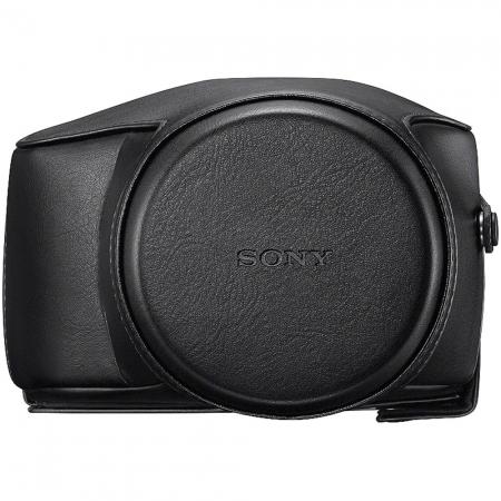 Sony LCJ-RXE toc piele pentru DSC-RX10 negru