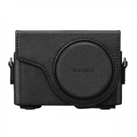 Sony LCJ-WD - toc piele pentru Cyber-shot WX300