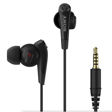 Sony MDR-NC31EM - casti stereo - negru
